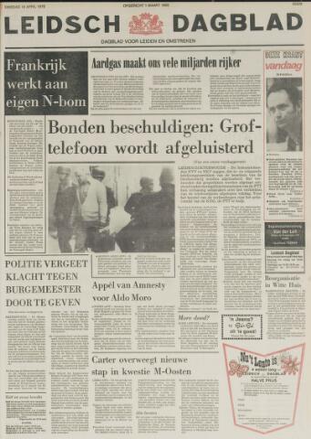 Leidsch Dagblad 1978-04-18