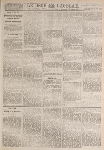 Leidsch Dagblad 1919-07-29