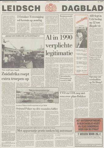 Leidsch Dagblad 1988-06-09