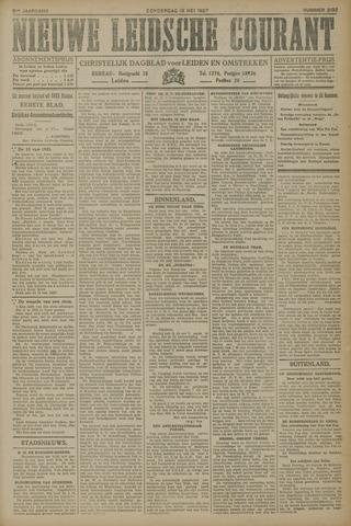 Nieuwe Leidsche Courant 1927-05-19