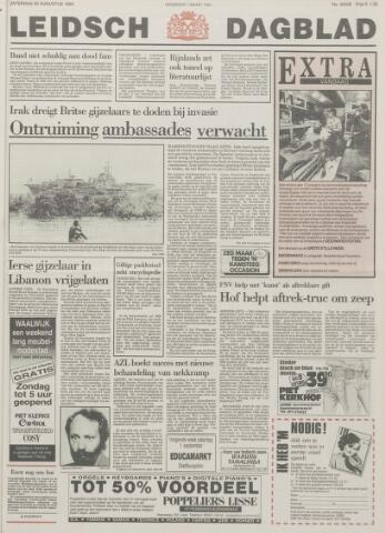 Leidsch Dagblad 1990-08-25