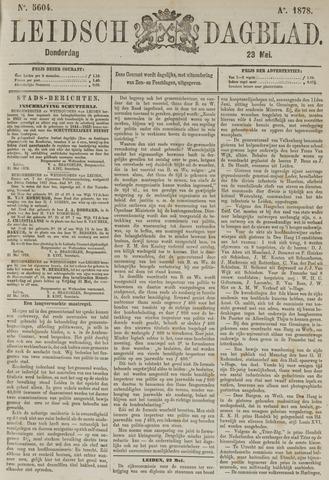 Leidsch Dagblad 1878-05-23