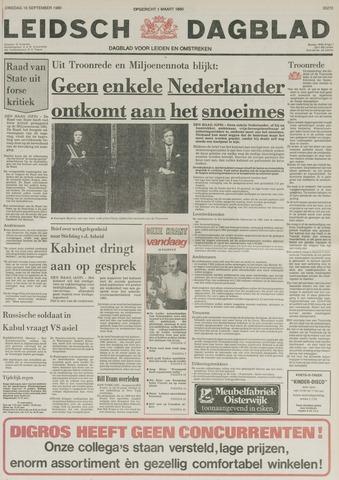 Leidsch Dagblad 1980-09-16