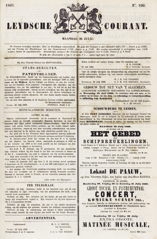 Leydse Courant 1869-07-26