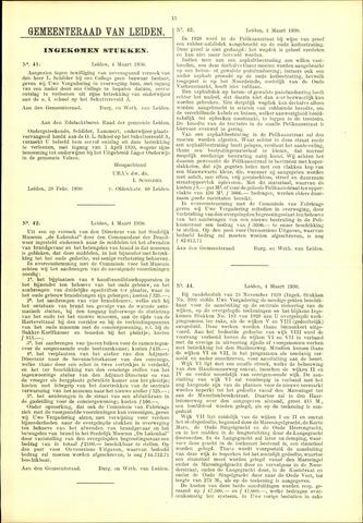 Handelingen van de Raad 1930-03-04