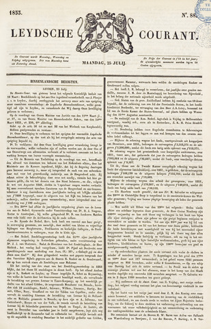 Leydse Courant 1853-07-25