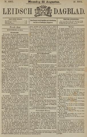 Leidsch Dagblad 1882-08-21