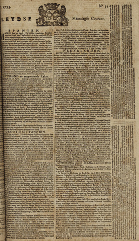Leydse Courant 1753-04-30