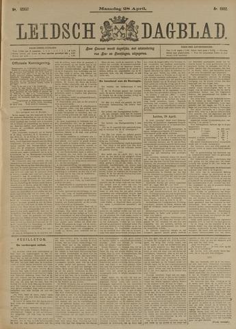 Leidsch Dagblad 1902-04-28