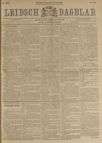Leidsch Dagblad 1901-02-21