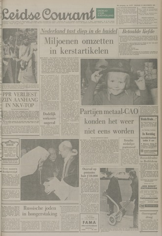 Leidse Courant 1971-12-24