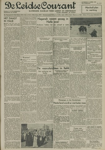 Leidse Courant 1948-04-24