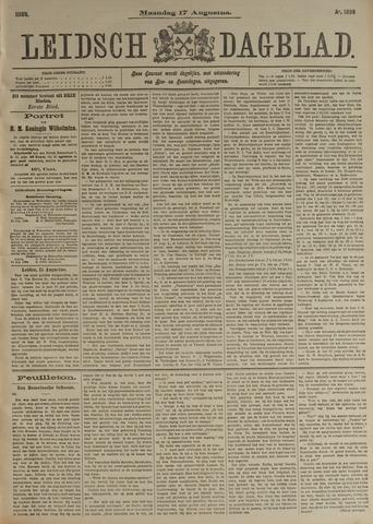 Leidsch Dagblad 1896-08-17