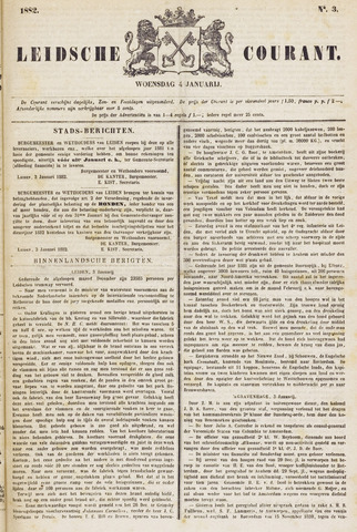 Leydse Courant 1882-01-04
