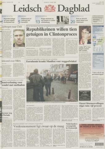 Leidsch Dagblad 1999-01-07