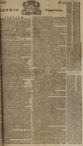 Leydse Courant 1752-11-10