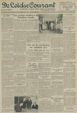 Leidse Courant 1949-01-10