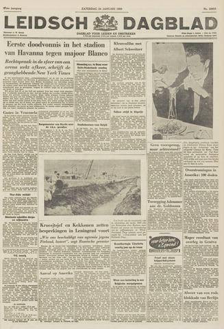 Leidsch Dagblad 1959-01-24