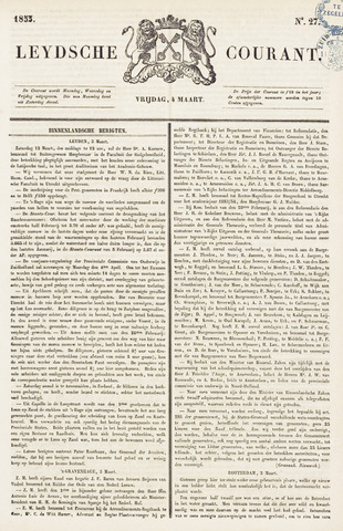 Leydse Courant 1853-03-04