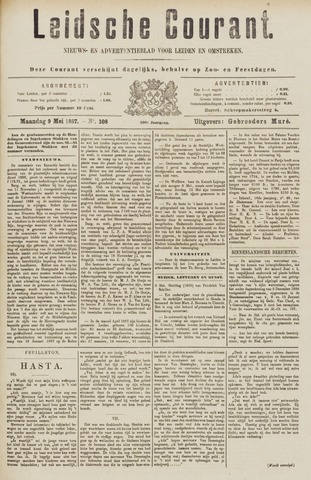 Leydse Courant 1887-05-09