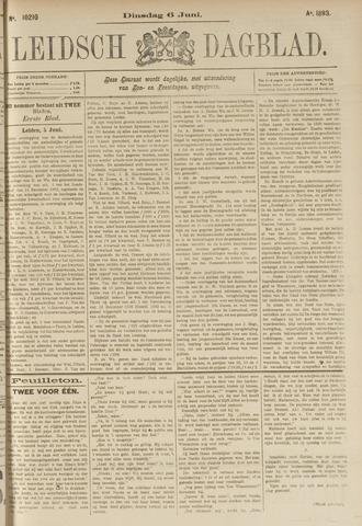 Leidsch Dagblad 1893-06-06