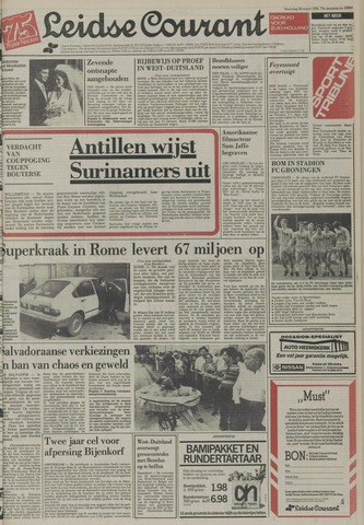 Leidse Courant 1984-03-26