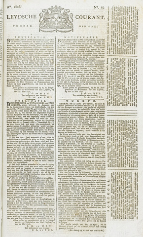 Leydse Courant 1828-05-16