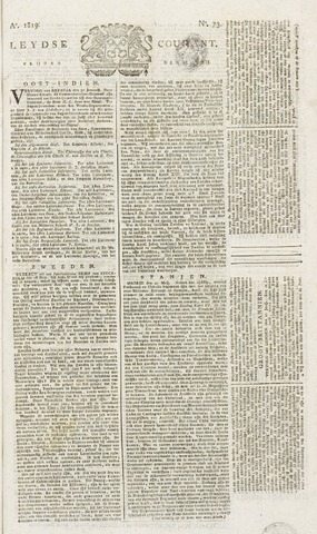Leydse Courant 1819-06-18