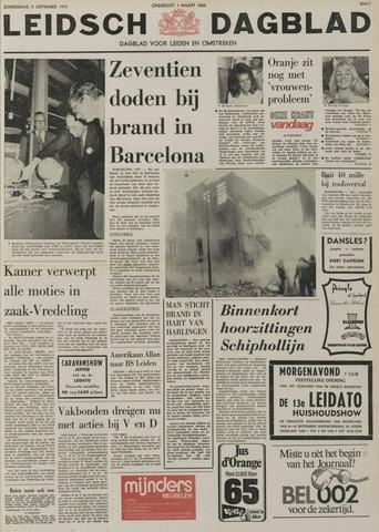 Leidsch Dagblad 1974-09-05