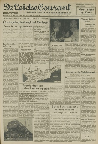 Leidse Courant 1950-11-30