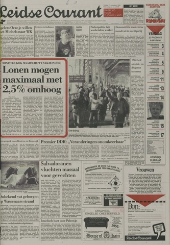 Leidse Courant 1989-11-17
