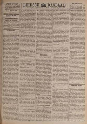 Leidsch Dagblad 1920-10-12