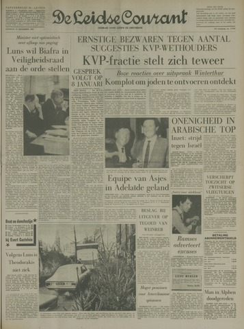Leidse Courant 1969-12-23