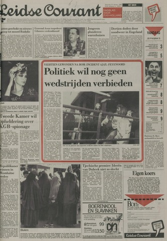 Leidse Courant 1989-10-23