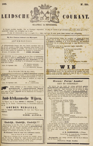 Leydse Courant 1883-09-24