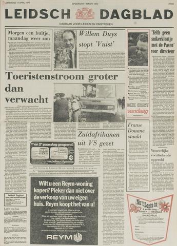 Leidsch Dagblad 1979-04-14
