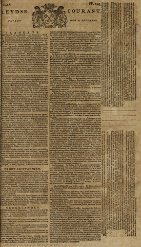 Leydse Courant 1782-11-29