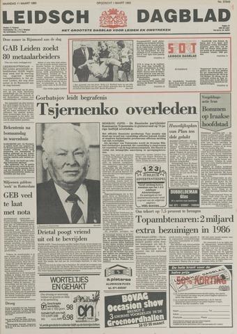 Leidsch Dagblad 1985-03-11