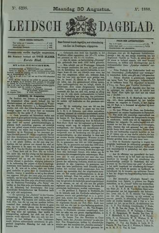 Leidsch Dagblad 1880-08-30