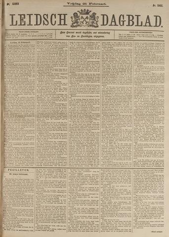 Leidsch Dagblad 1902-02-21