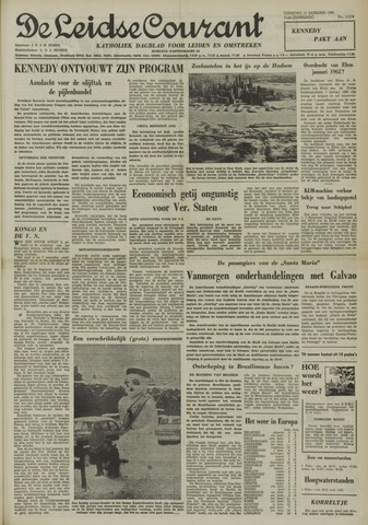Leidse Courant 1961-01-31