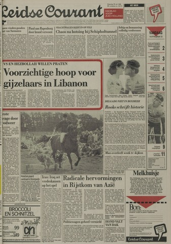 Leidse Courant 1988-07-25