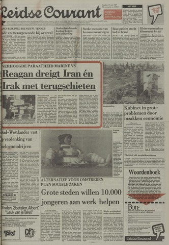 Leidse Courant 1987-05-19
