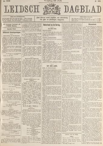 Leidsch Dagblad 1915-07-16