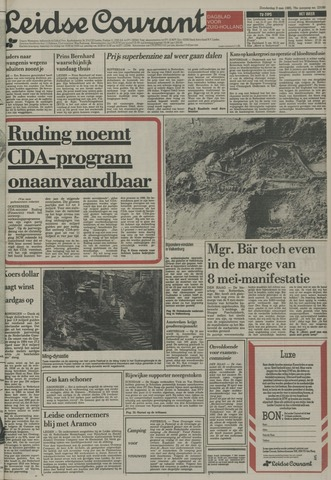 Leidse Courant 1985-05-09