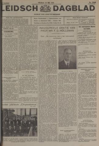 Leidsch Dagblad 1935-05-10