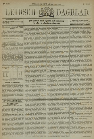 Leidsch Dagblad 1890-08-26