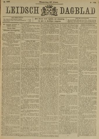 Leidsch Dagblad 1904-06-27