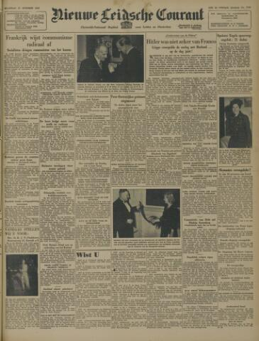 Nieuwe Leidsche Courant 1947-10-27