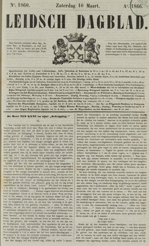 Leidsch Dagblad 1866-03-10
